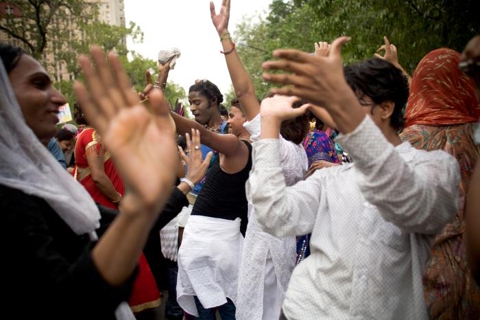 Gay Pride in New Delhi